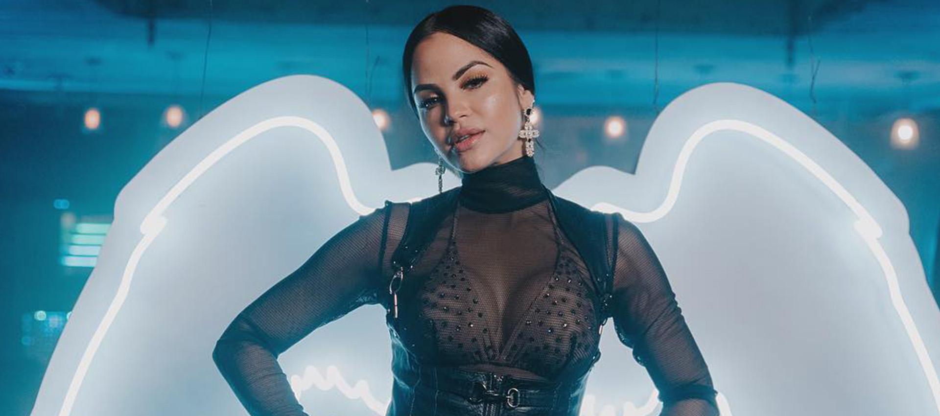 """Natti Natasha se Puso Hot en su Nuevo Video, """"Pa' Mala Yo"""""""