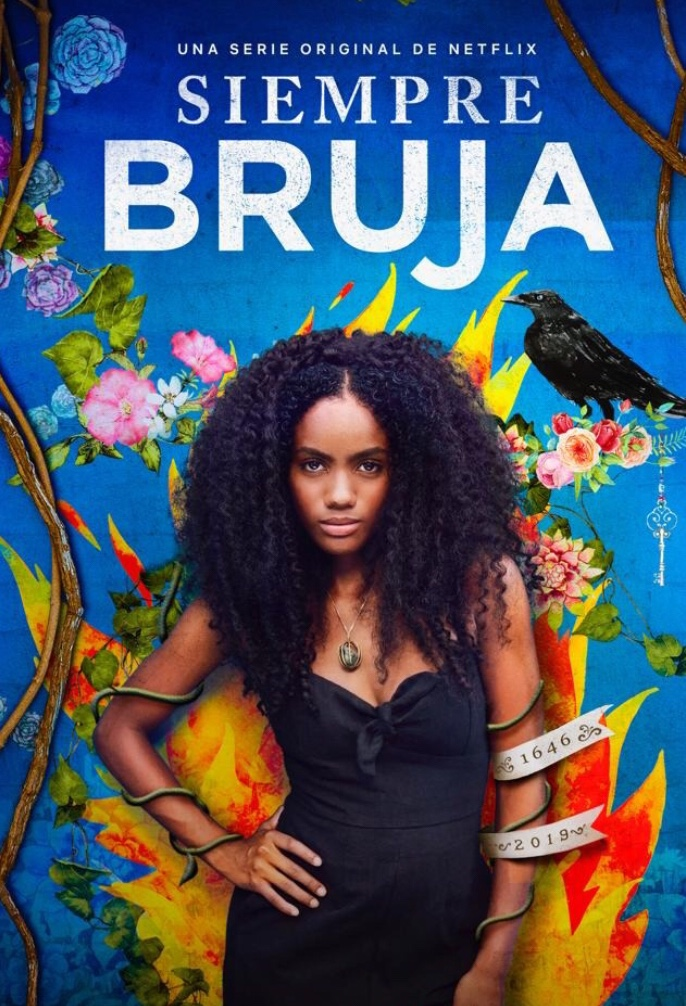 """""""Siempre Bruja"""" una producción 100%  colombiana y con el sello de Caracol televisión"""