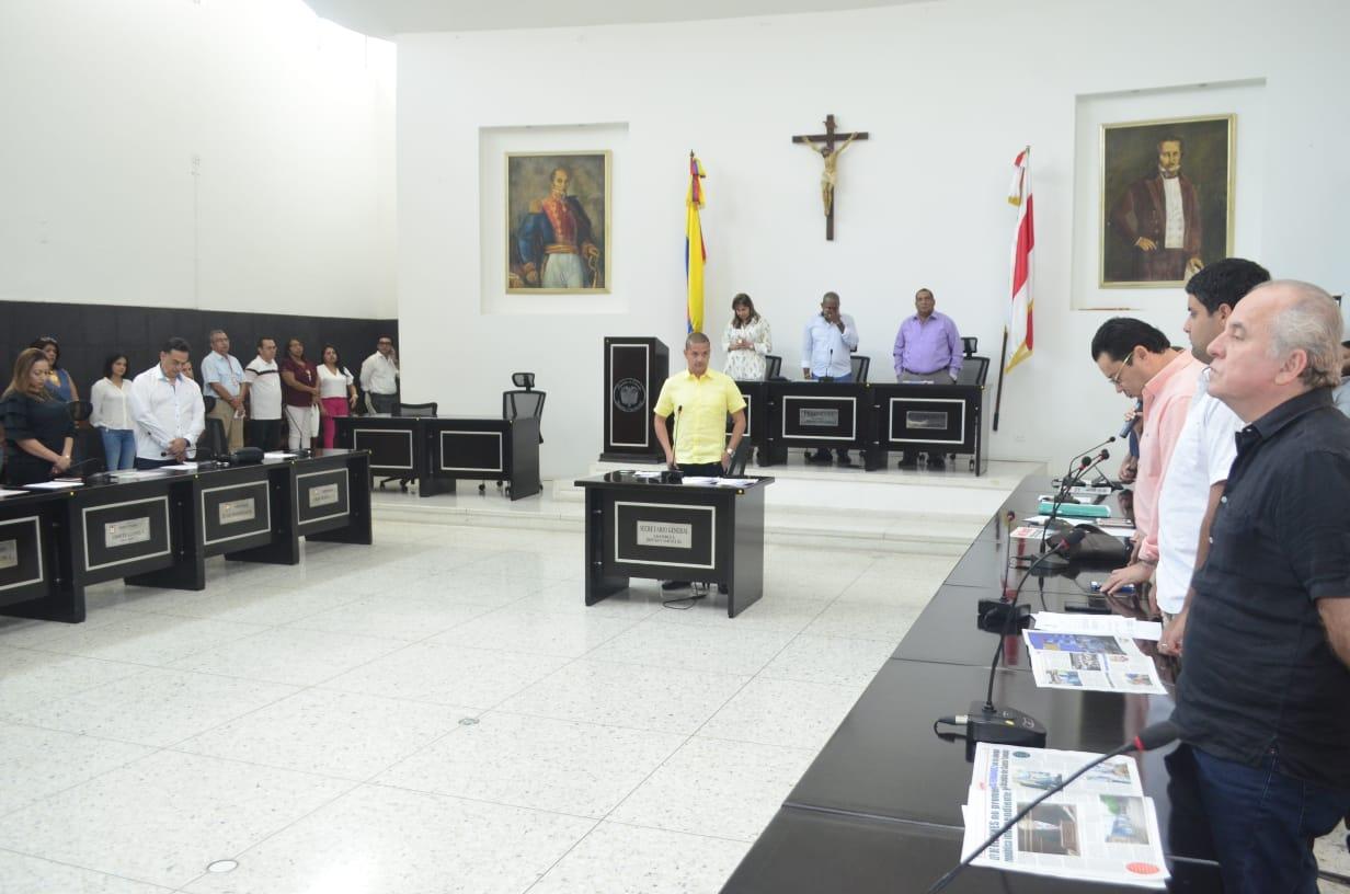 Obras de acueducto y alcantarillado fueron aprobadas por la Asamblea Departamental