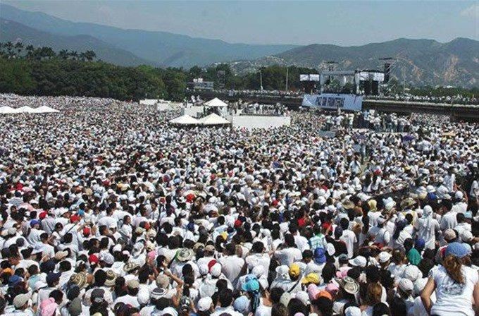 Choque de conciertos por crisis en Venezuela