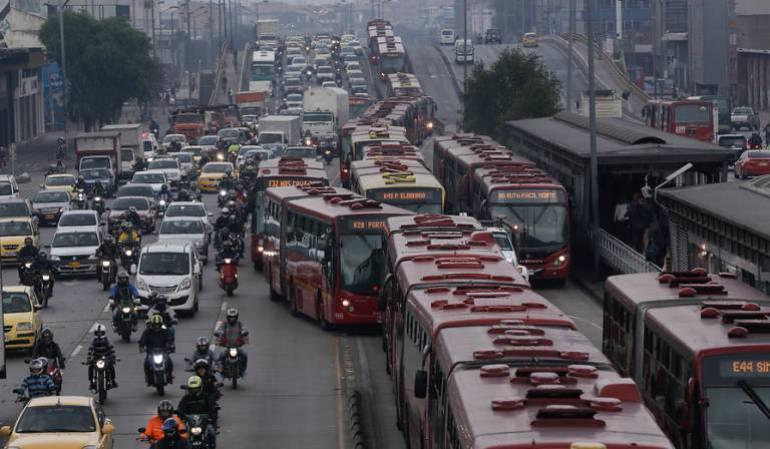 El ambiente social de Bogotá está desgastando la vida de de los ciudadanos