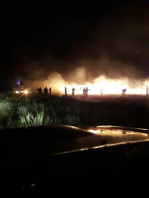 Fuerza Aérea Colombiana demuestra por qué es referente en la extinción de incendios forestales en Vichada