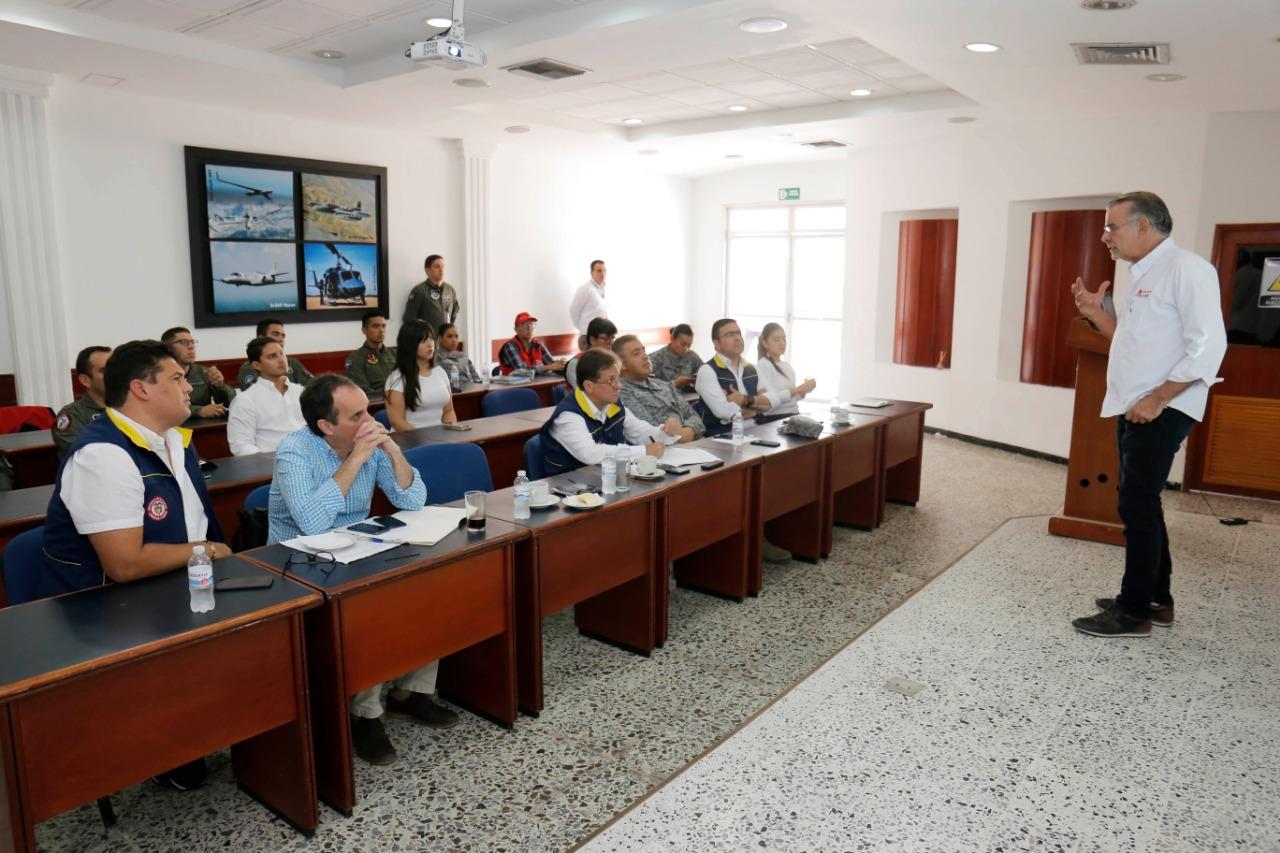$ 2.200 millones aporta la UNGRD para dotación del Centro Logístico Humanitario de la Cuenca Caribe