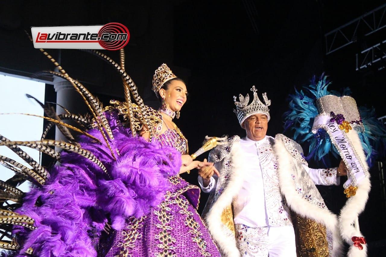 En el Romelio Martinez se vivio una noche de maravilla con la gran coronacion de Carolina Segebre