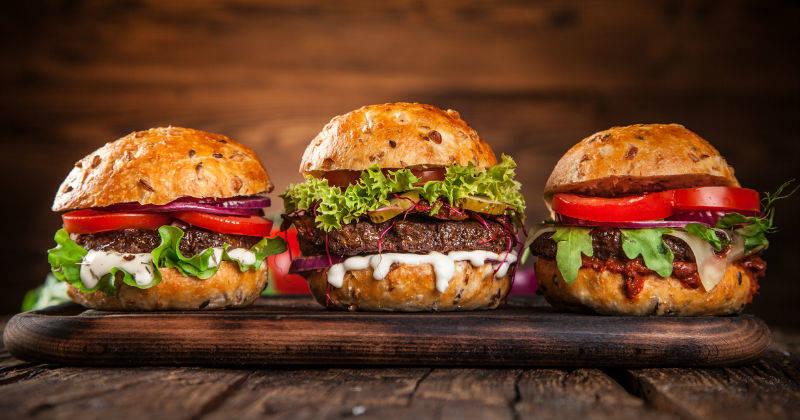 Del 29 de abril al 5 de mayo es el nuevo 'Burger Master'