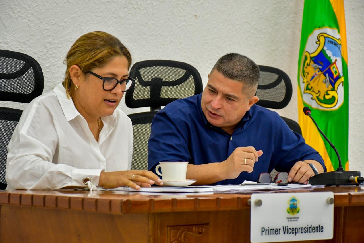 Discapacidad y calidad de vida, temas importantes en el Concejo de Barranquilla.