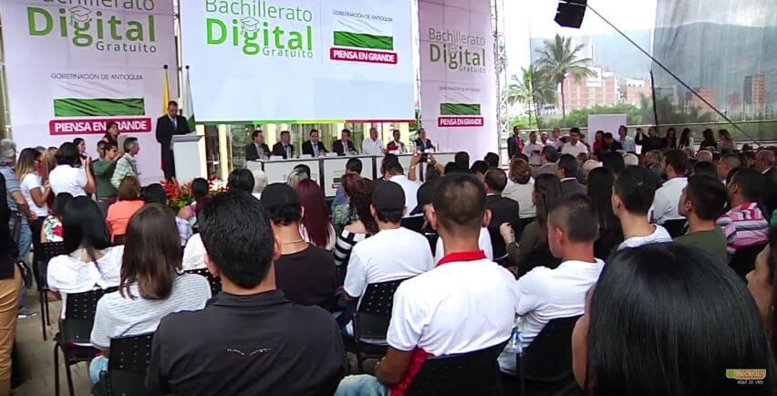 El Bachillerato Digital Gratuito se extenderá a población carcelaria en varios municipios antioqueños