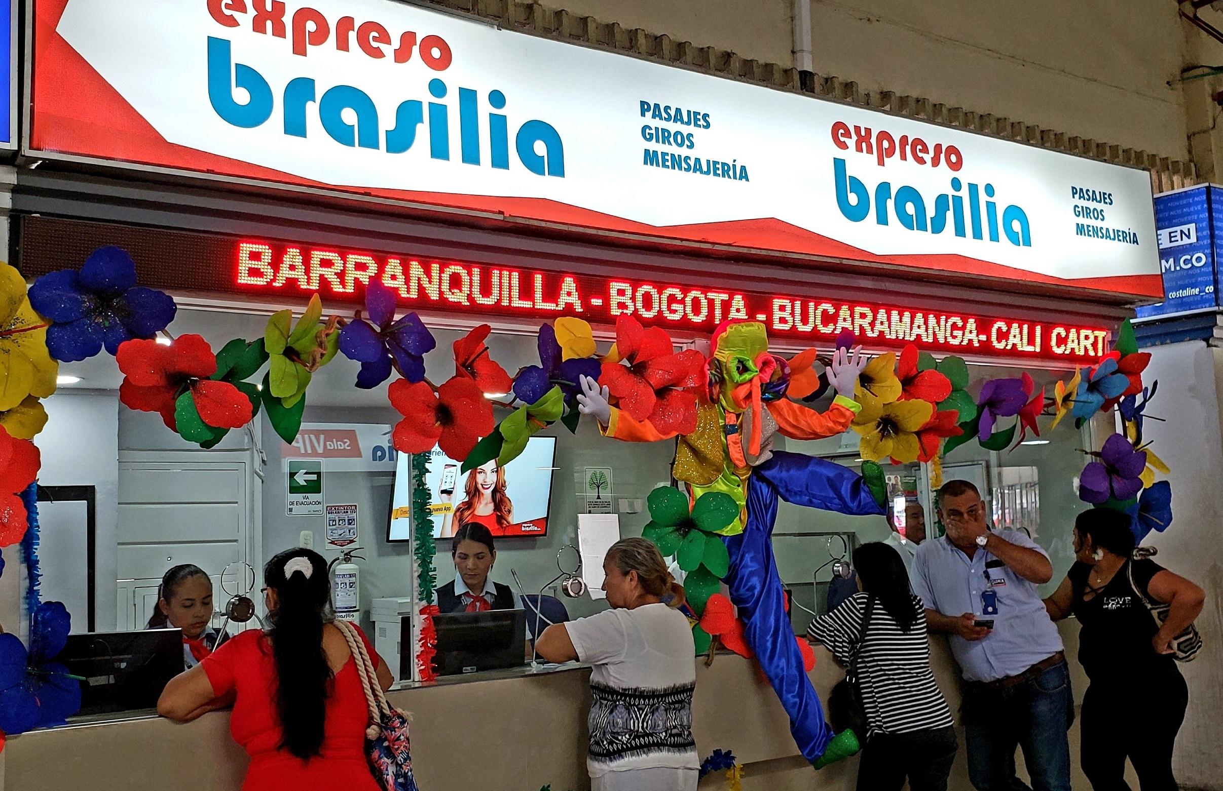 Aumentaron las ventas de Brasilia y Unitransco durante el Carnaval