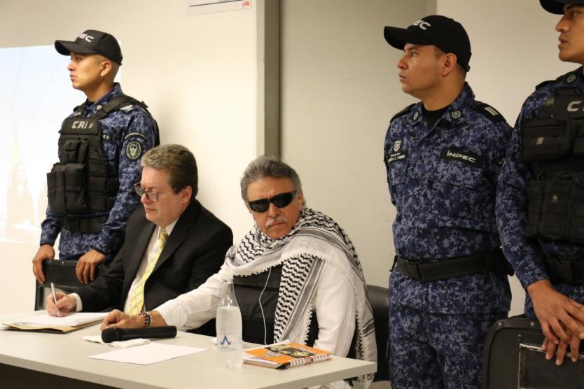 Capturan al fiscal Carlos Bermeo, por soborno en caso santrich