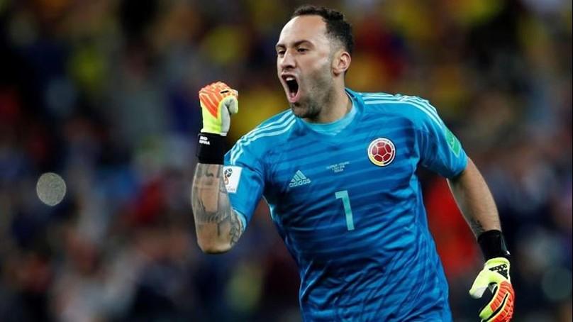 David Ospina es otra baja de Colombia por aislamiento del club Napoli