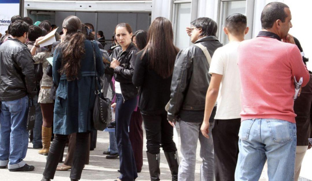 En Colombia el desempleo se disparó  al 12%8