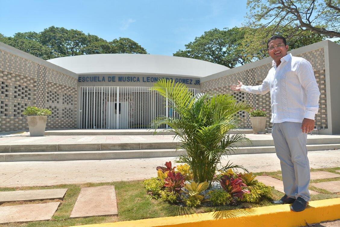 Abiertas las inscripciones para cursos de formación en la Escuela de música Leonardo Gómez jrs