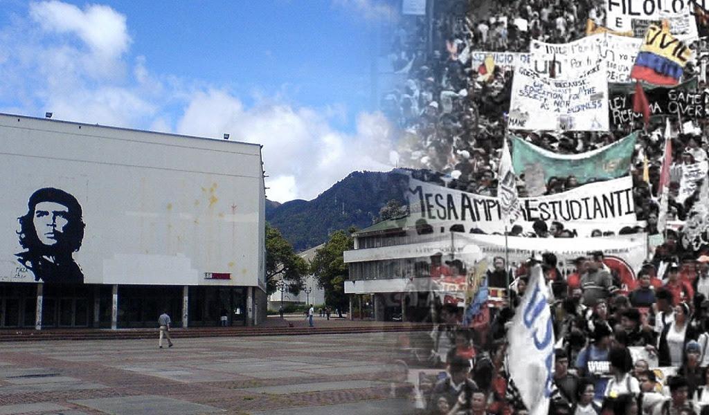 Estudiantes de la Nacional piden no aprobar plan de desarrollo