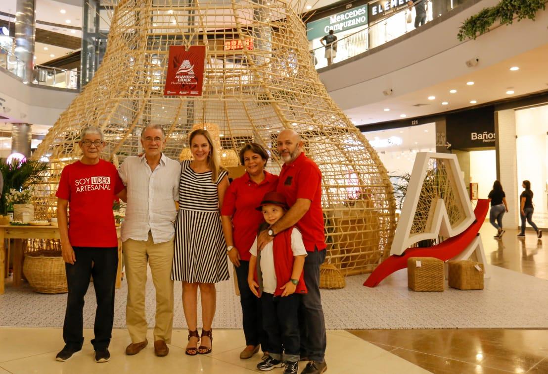 Megacanasto de la Gobernación estará instalado en el Viva Barranquilla hasta el próximo 25 de marzo