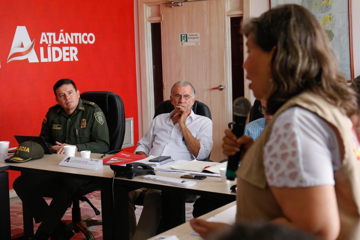 Atlántico seguirá siendo ejemplo en organización electoral