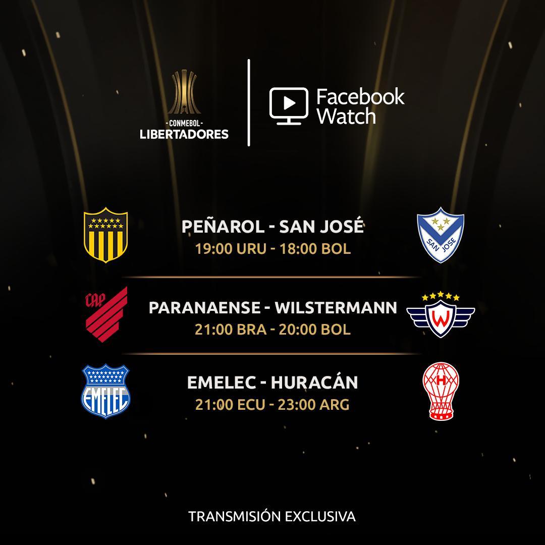 Finaliza la Segunda Fecha de la Fase de Grupos de la Copa Conmebol Libertadores 2019