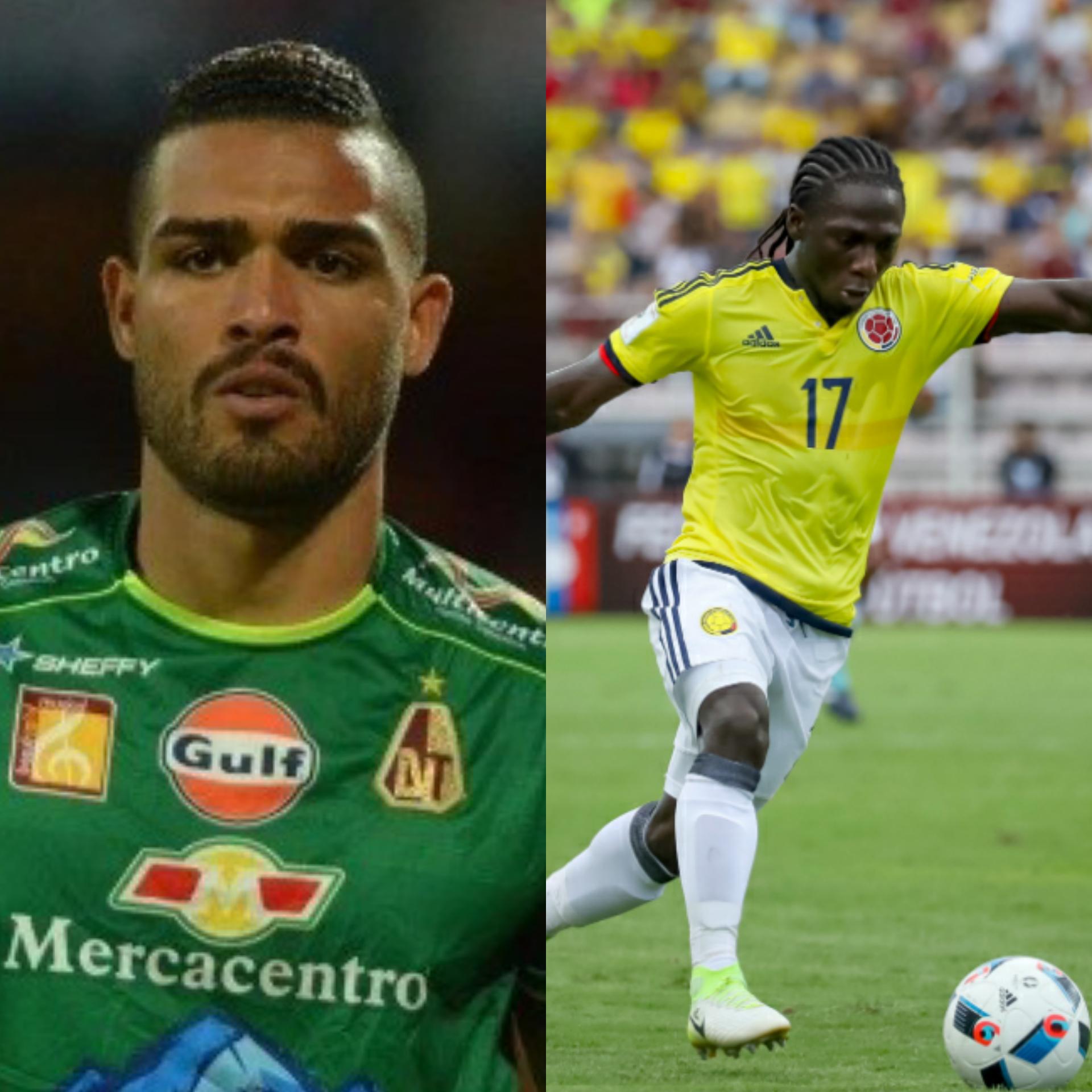 Tras lesiones de Quintero y Ospina, Álvaro Montero y Yimmi Chará convocados por el D.T Carlos Queiroz