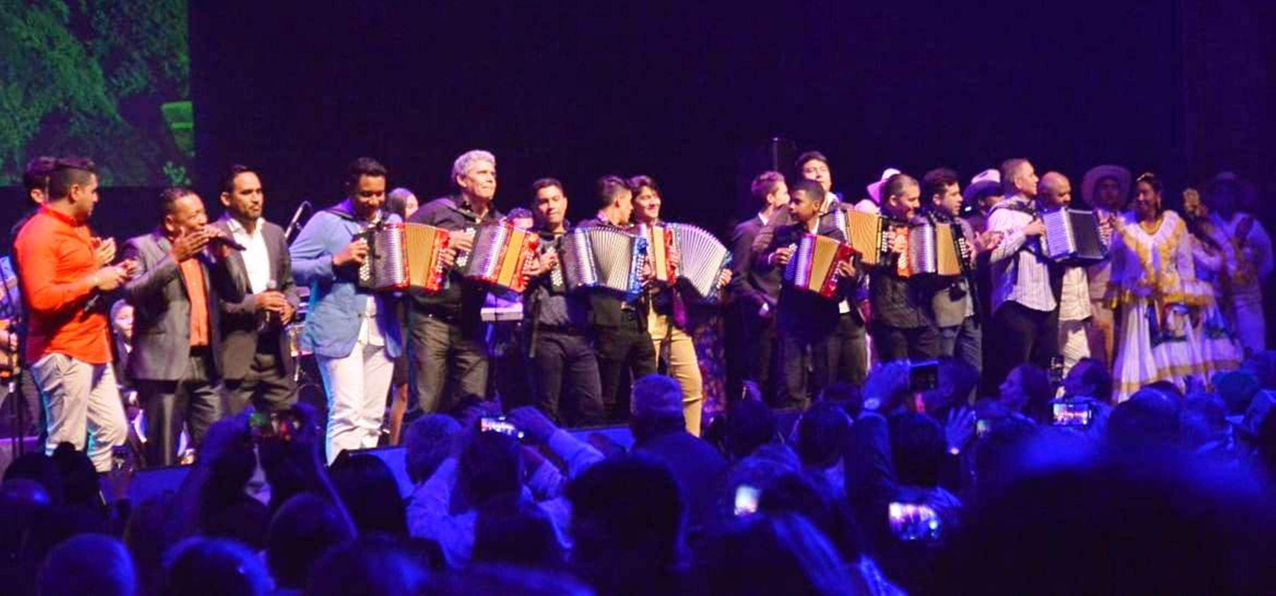 Exitosos lanzamientos del Festival de la Leyenda Vallenata en Bucaramanga, Tunja y Bogotá