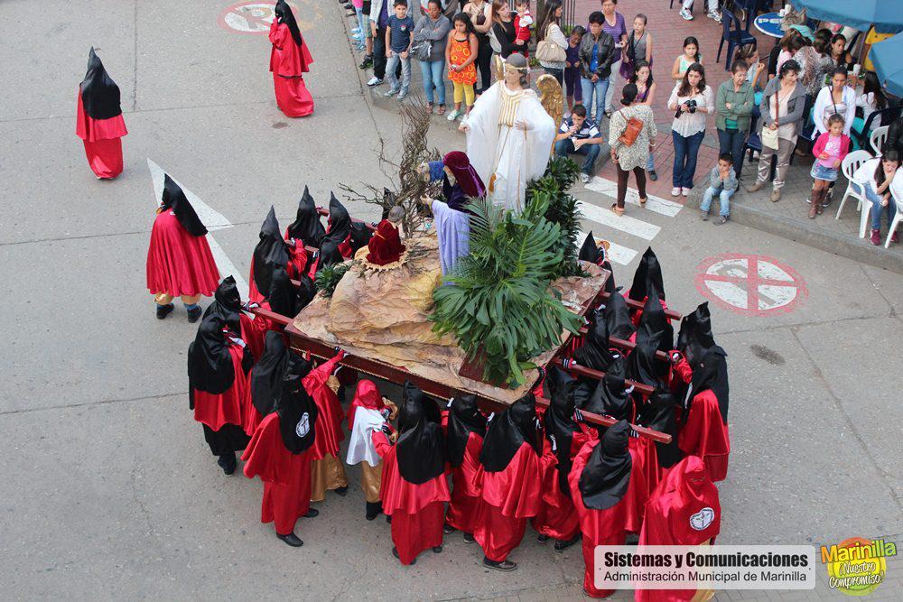 Con el fin de evitar aglomeraciones no habrá procesiones de Semana Santa en el país