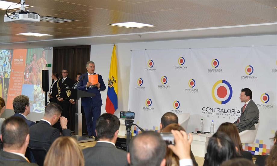 'La Economía Naranja ya empezó; lo que queremos es multiplicar sus efectos en nuestro país': Presidente Iván Duque