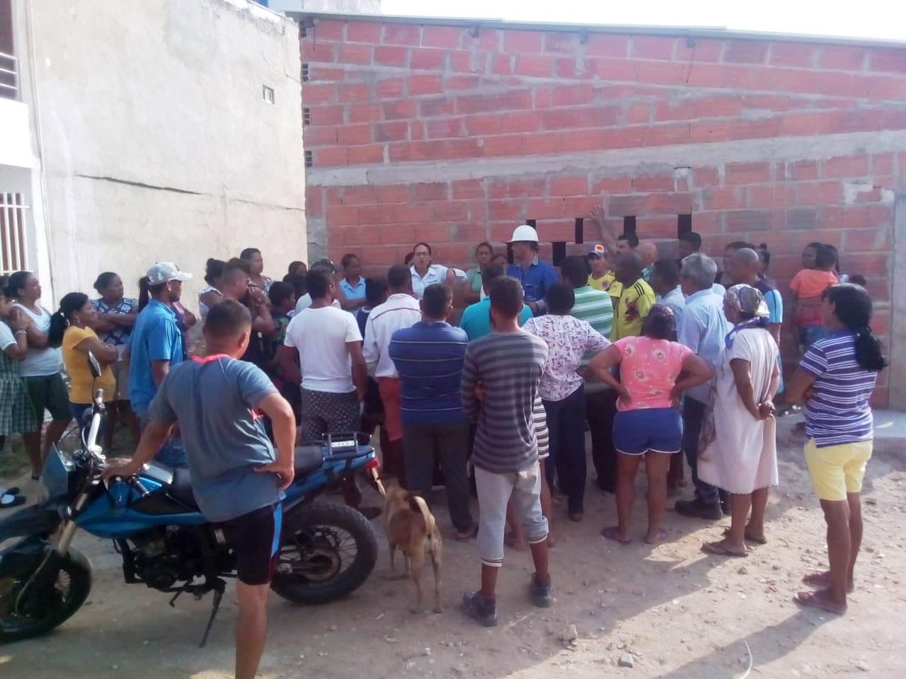 Electricaribe rechaza retención de brigadas en Barranquilla