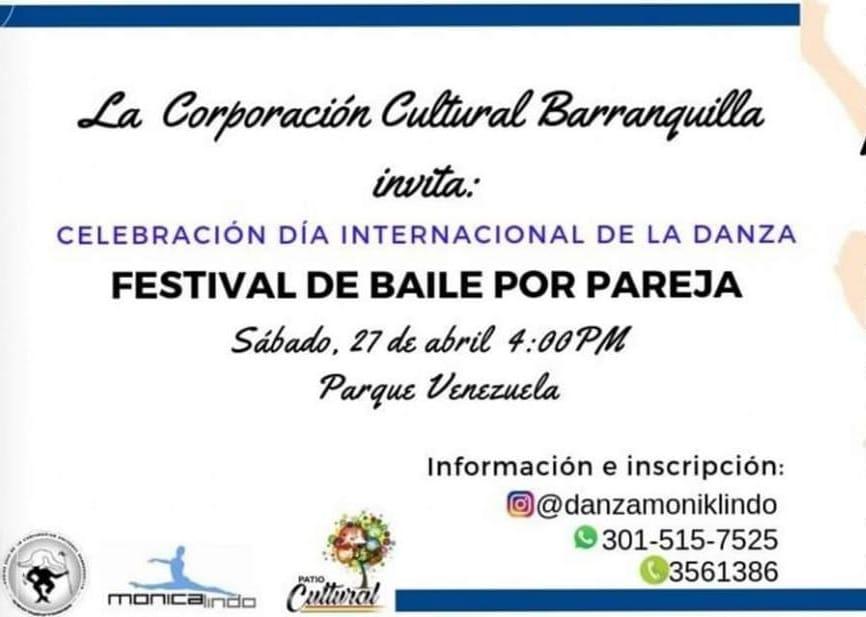 """""""Festival de baile por parejas"""""""