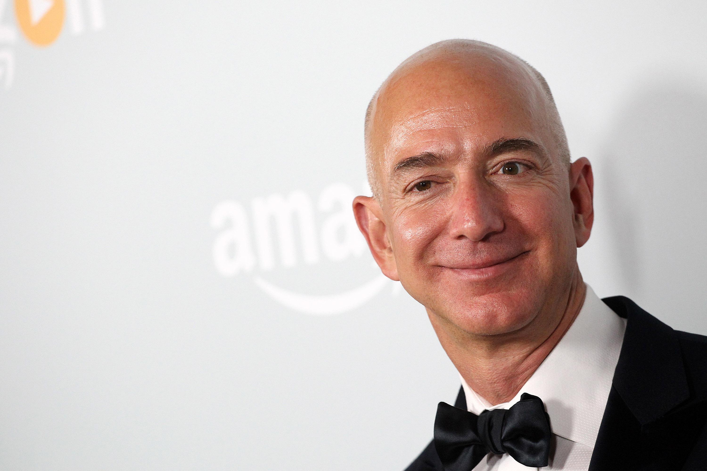 Jeff Bezos retendrá un 75 % de las acciones conjuntas con su mujer en Amazon