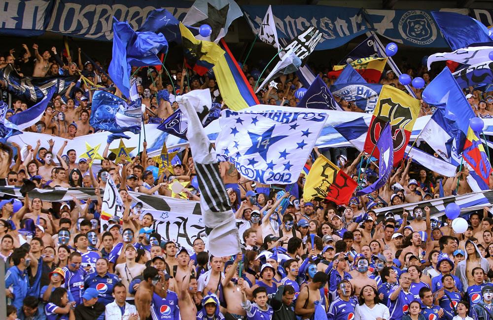 Imponen sanción al Club Millonarios F.C
