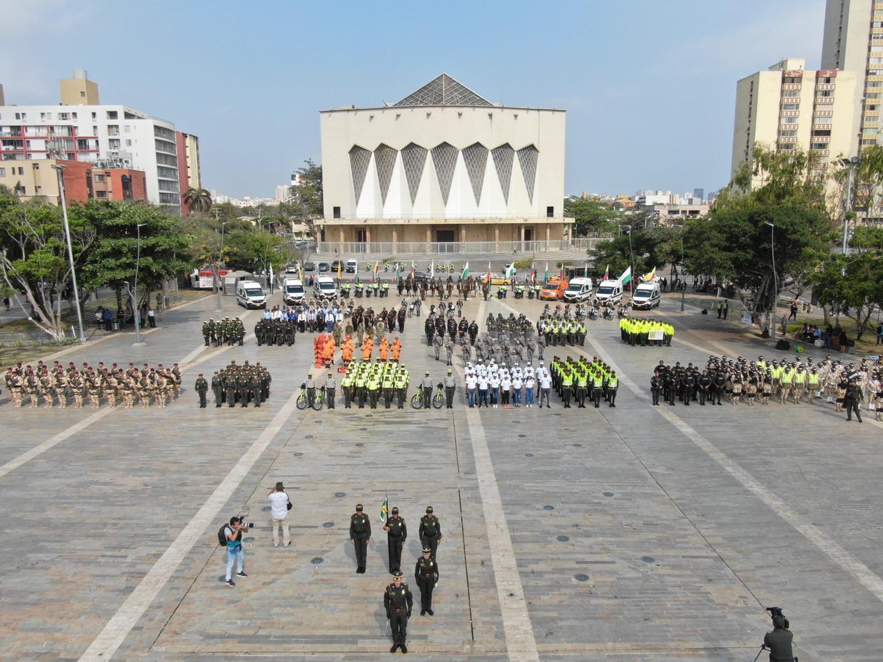 Distrito, departamento y fuerza pública articulan acciones para fortalecer seguridad en Barranquilla y su área metropolitana