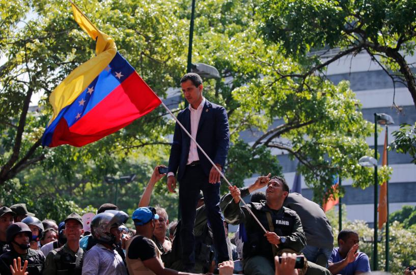 Venezuela en búsqueda de la libertad