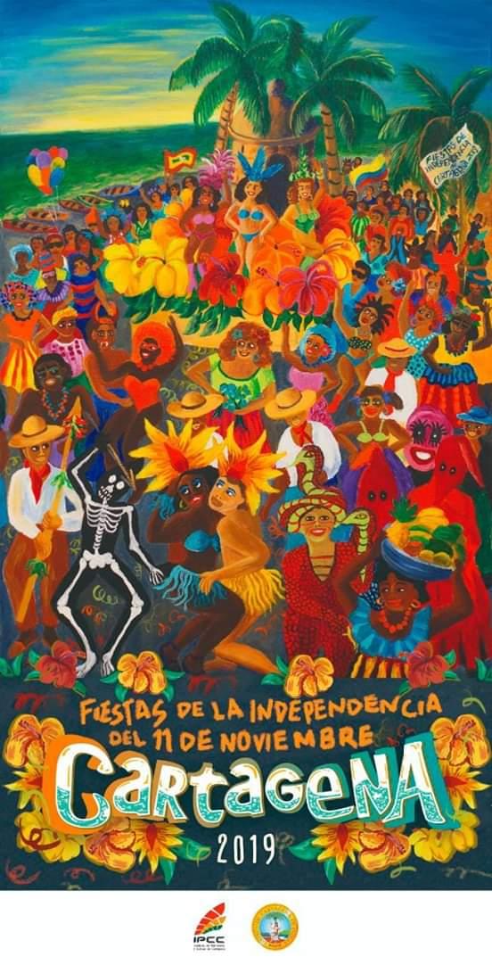 Las Fiestas de Independencia 2019 ya tiene imagen oficial.