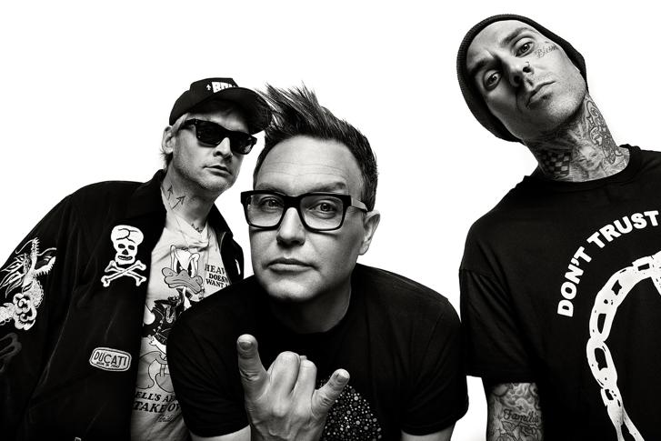 """Blink-182 presenta su nueva canción """"Blame it on my youth"""""""