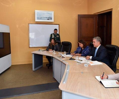 Presidente Duque designa a Wilbert José Hernández Sierra como Gobernador encargado de La Guajira