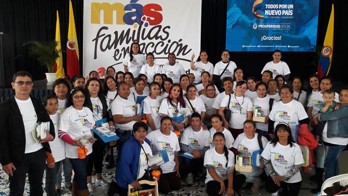Beneficiarios de Familias en Acción podrán reclamar su incentivo desde el 21 de diciembre