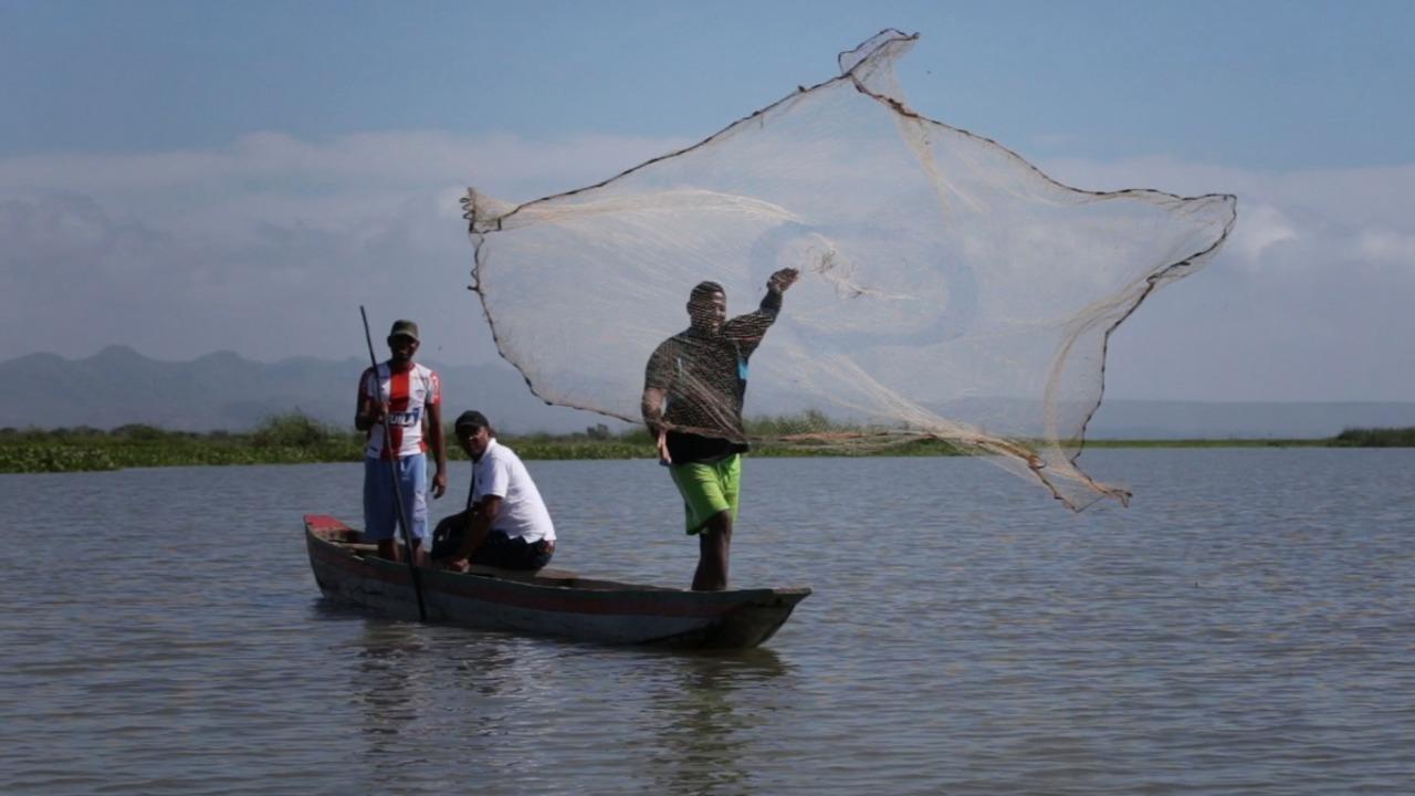 Gobernación dinamiza economía de pescadores y piscicultores de Repelón