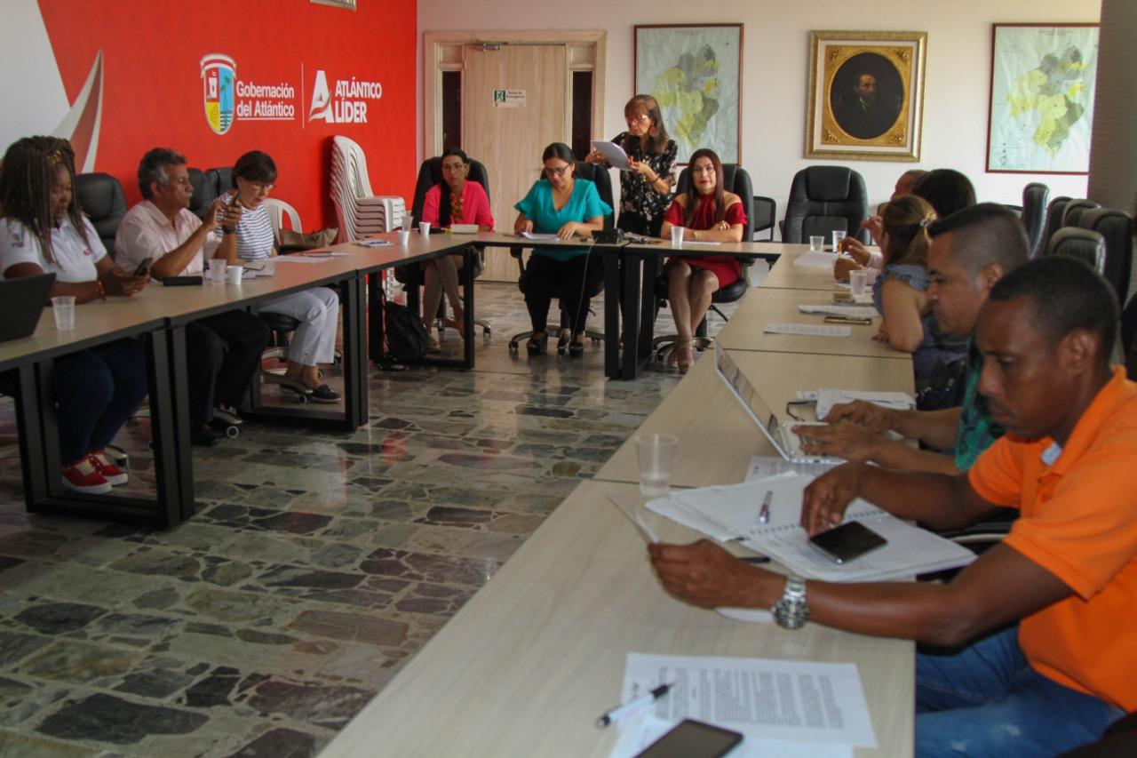 Gobernación y Red Unidos realizaron Mesa Departamental de Pobreza Extrema