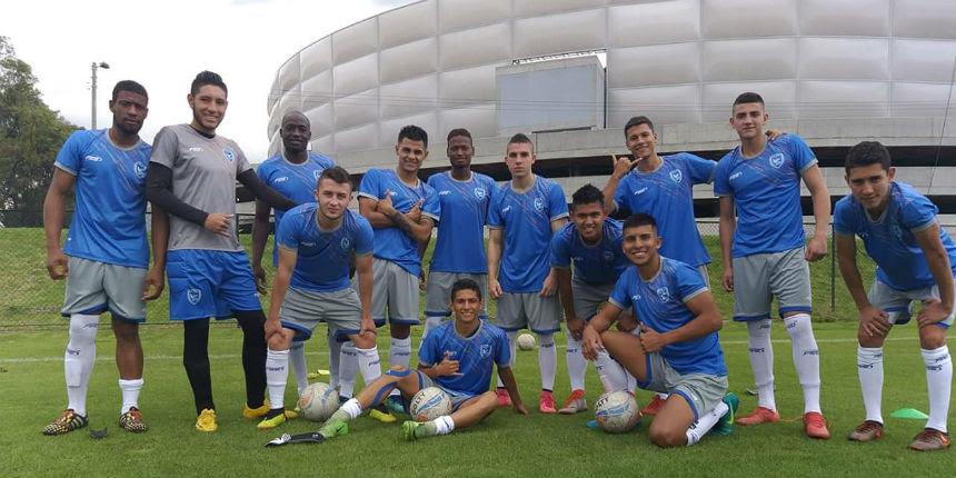 La Paz FC: el equipo de la reconciliación, representará a Colombia en Francia