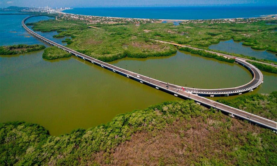 Viaducto 'El Gran Manglar' en Cartagena gana dos premios nacionales