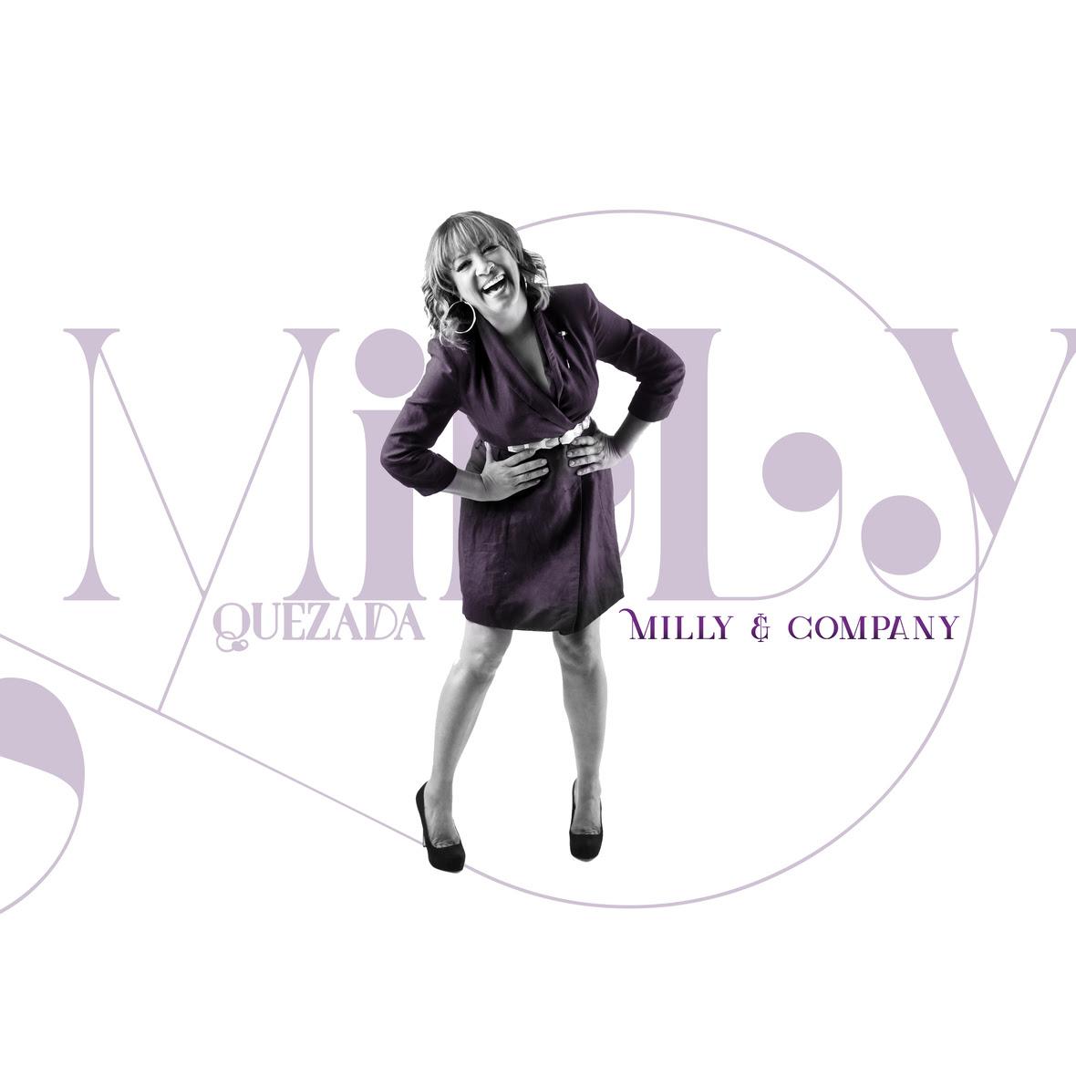 Milly Quezada estrena hoy su álbum #34
