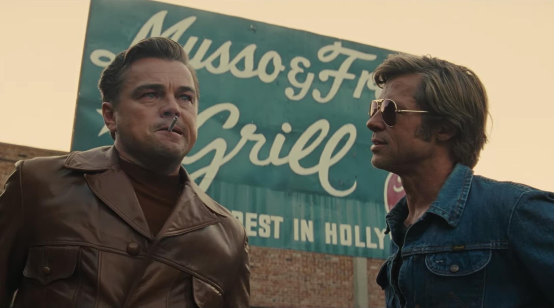Trailer oficial de la última película de Tarantino