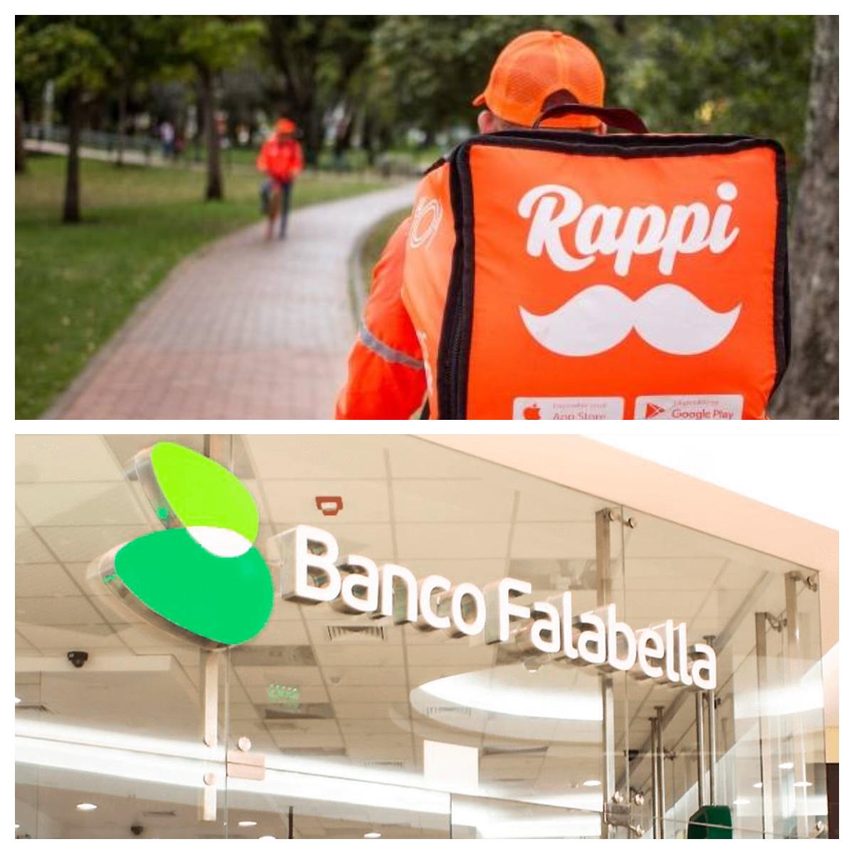 Rappi y Banco Falabella deberán pagar millonaria multa impuesta por la SIC