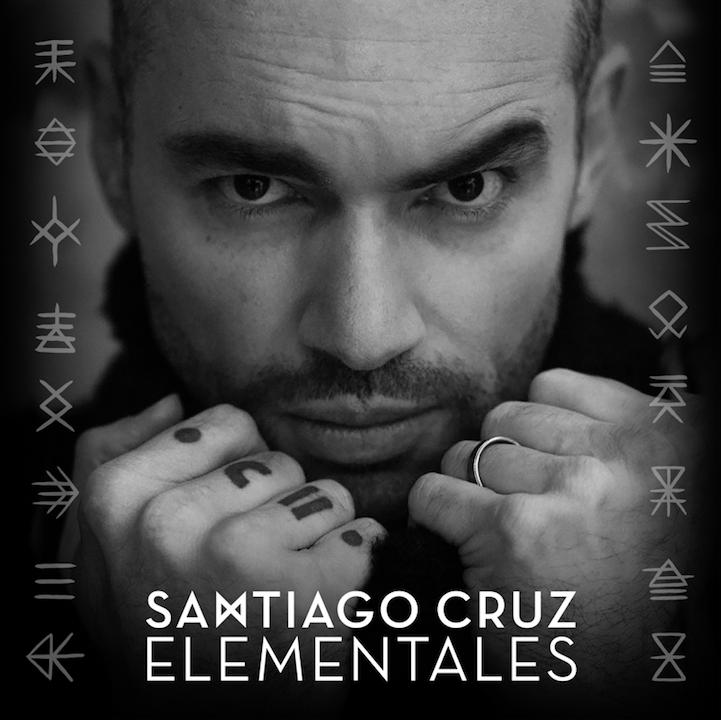 SANTIAGO CRUZ PRESENTA #Elementales