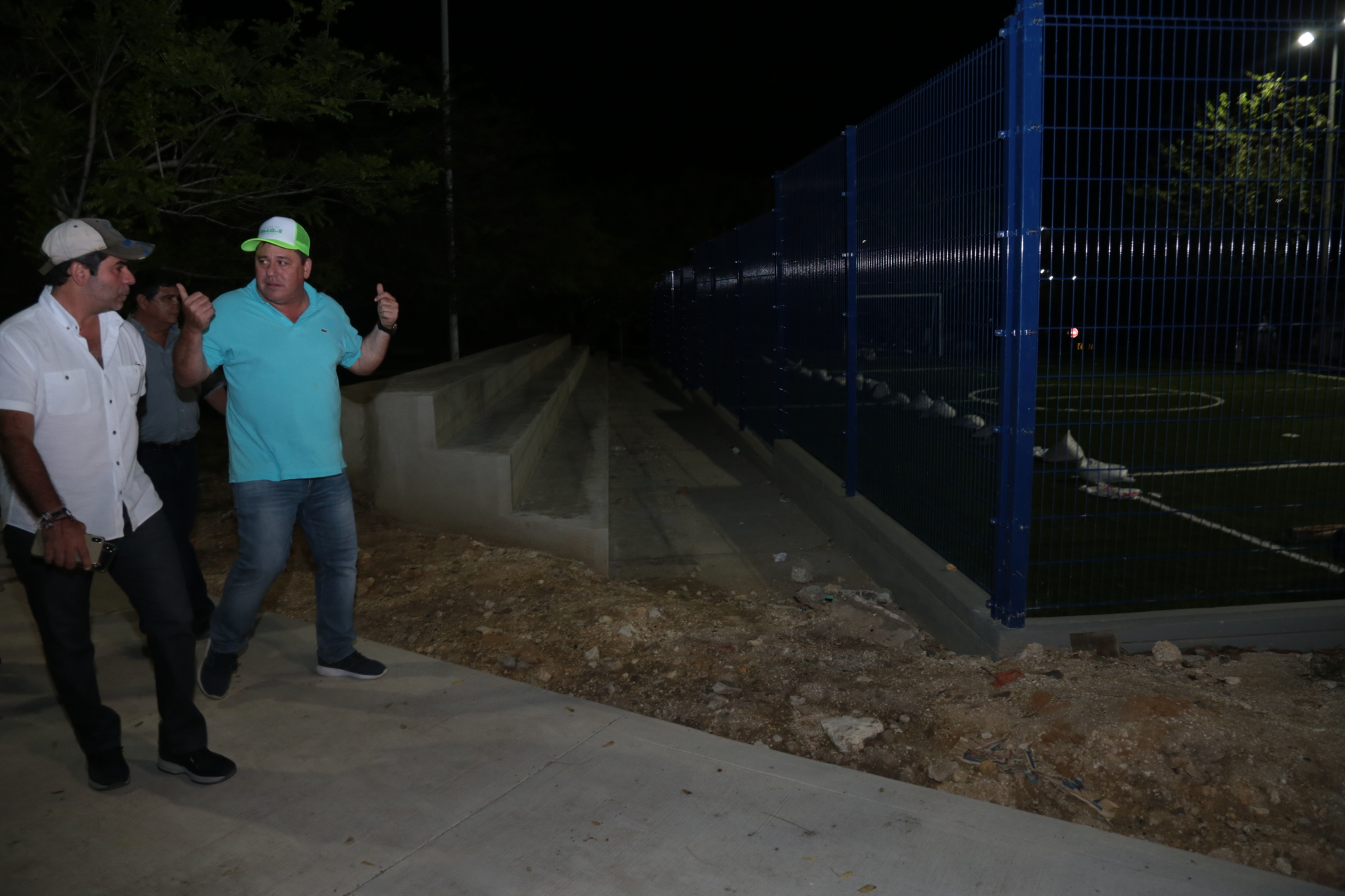 """""""Barranquilla contará con 45 nuevos parques antes que culmine este año"""": alcalde Char"""