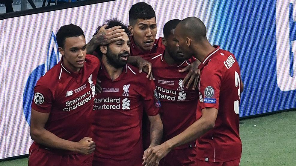 Champions League: Liverpool levanta la sexta 'orejona' de su historia