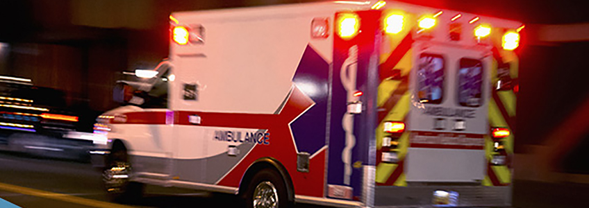 Mujer muere en ambulancia que no tenia para pagar el peaje