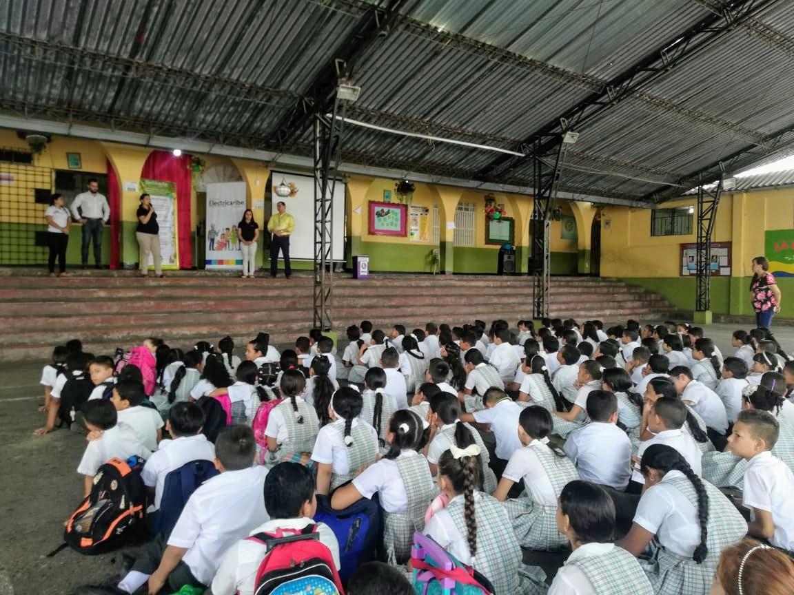 Día del Medio Ambiente en el  Colegio de Sabanalarga