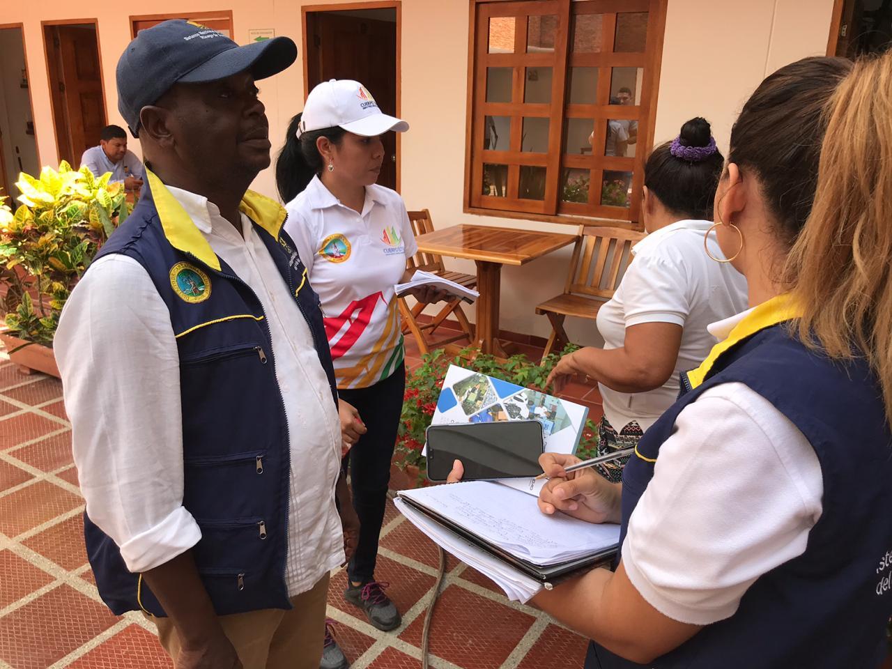 Grupo Élite realizó segundo recorrido de vigilancia en Cartagena