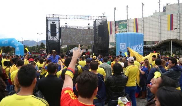 Toque de queda para menores de edad en Bogotá durante la Copa América