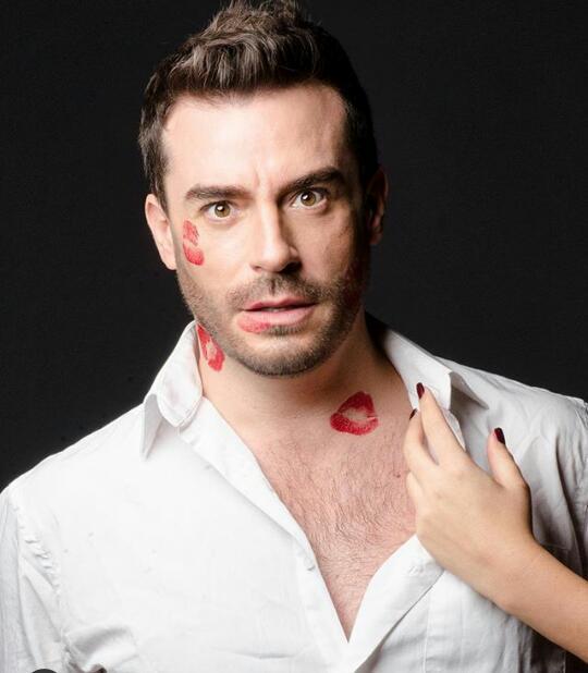 Actor colombiano confiesa  que es gay