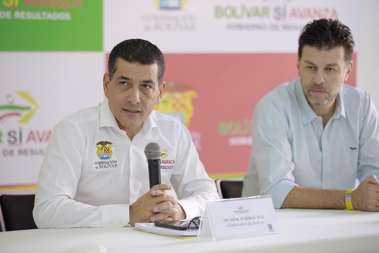 Dumek Turbay asume como presidente ejecutivo del Real Cartagena